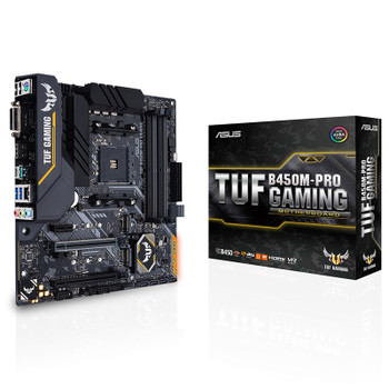 Image for Asus TUF B450M-PRO GAMING AM4 Micro-ATX Motherboard AusPCMarket