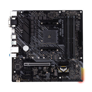 Asus TUF GAMING A520M-PLUS AM4 Micro-ATX Motherboard Product Image 2