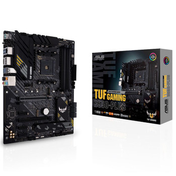 Image for Asus TUF GAMING B550-PLUS AM4 ATX Motherboard AusPCMarket