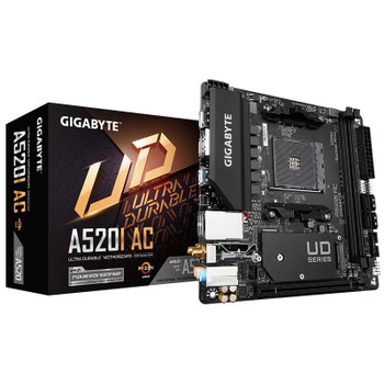 Image for Gigabyte A520I-AC AM4 Mini-ITX Motherboard AusPCMarket