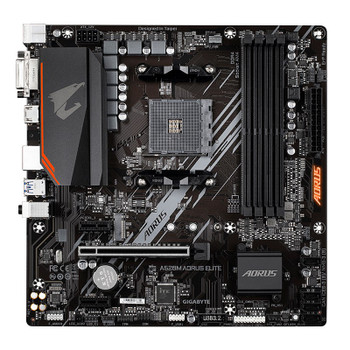 Gigabyte A520M AORUS Elite AM4 Micro-ATX Motherboard Product Image 2