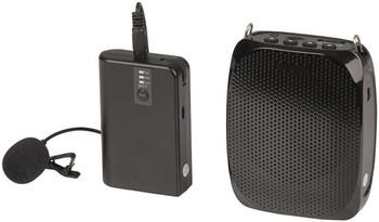 Image for Digitech Portable Wireless UHF Lapel Microphone System AusPCMarket