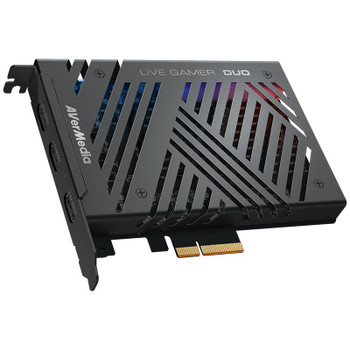 Image for AVerMedia GC570D Live Gamer Duo Dual HDMI 1080P 60FPS Video Capture Card AusPCMarket