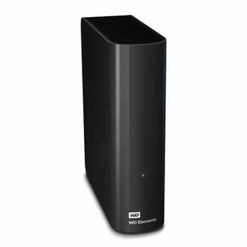 Image for Western Digital WD Elements 14TB USB 3.0 Desktop External Hard Drive WDBBKG0140HBK-AESN AusPCMarket