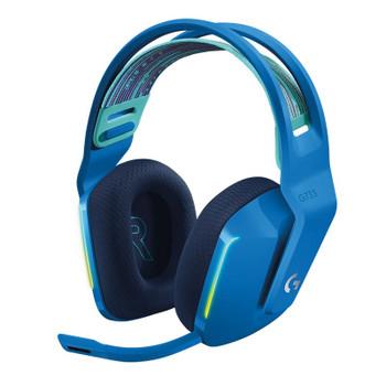 Image for Logitech G733 LIGHTSPEED Wireless RGB Gaming Headset - Blue AusPCMarket