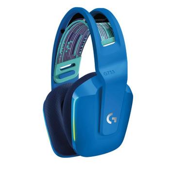 Logitech G733 LIGHTSPEED Wireless RGB Gaming Headset - Blue Product Image 2