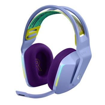 Image for Logitech G733 LIGHTSPEED Wireless RGB Gaming Headset - Lilac AusPCMarket