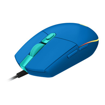 Logitech G203 LIGHTSYNC Gaming Mouse - Blue Product Image 2