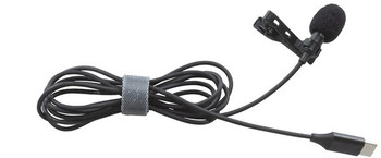 Image for Digitech USB-C Lapel Microphone AusPCMarket