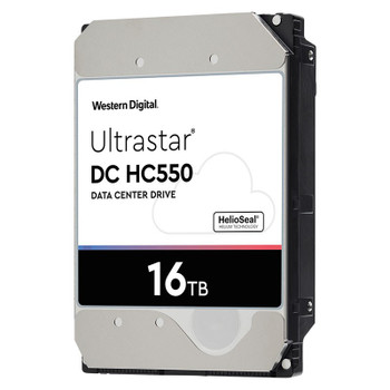 Image for Western Digital WD Ultrastar DC HC550 16TB 3.5in 512e/4Kn SATA 7200RPM Hard Drive 0F38462 AusPCMarket