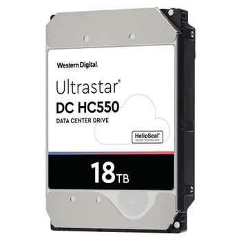 Image for Western Digital WD Ultrastar DC HC550 18TB 3.5in 512e/4Kn SATA 7200RPM Hard Drive 0F38459 AusPCMarket