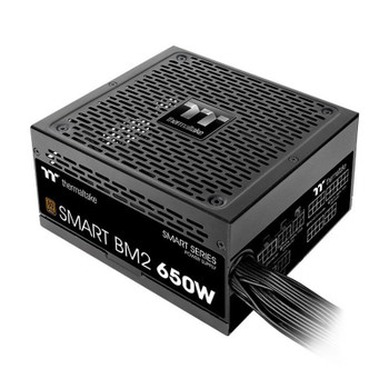 Image for Thermaltake Smart BM2 Series 650W 80+ Bronze Semi-Modular Power Supply AusPCMarket