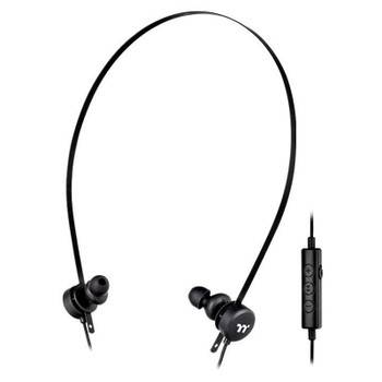 Image for Thermaltake ISURUS Pro V2 Hi-Res Audio In-Ear Gaming Headset With Built-in Mic AusPCMarket