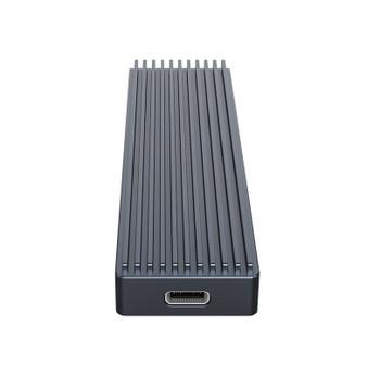 Image for Orico M2PJM-C3 Aluminium USB Type-C M.2 NVMe/SATA SSD Enclosure AusPCMarket