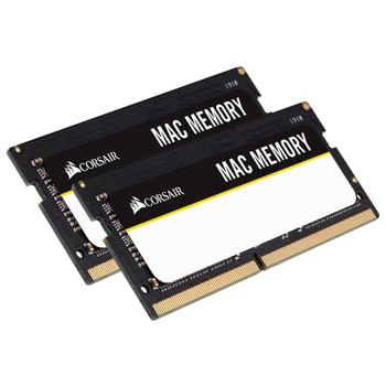Image for Corsair 32GB (2x 16GB) DDR4 2666MHz SODIMM C18 Memory for Mac AusPCMarket