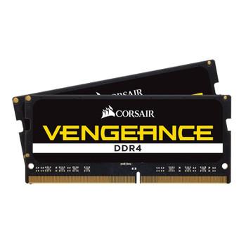 Image for Corsair Vengeance 64GB (2x 32GB) DDR4 2666MHz SODIMM Memory - Black AusPCMarket