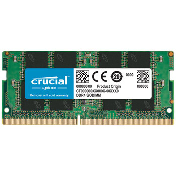 Image for Crucial 32GB (1x 32GB) DDR4 2666MHz SODIMM Memory AusPCMarket