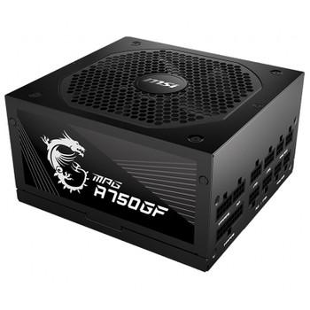 Image for MSI MPG A750GF 750W 80+ Gold Fully Modular ATX Power Supply AusPCMarket