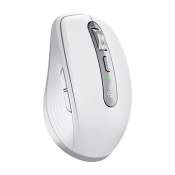 Logitech MX Anywhere 3 Wireless Mouse For Mac - Pale Grey Product Image 2