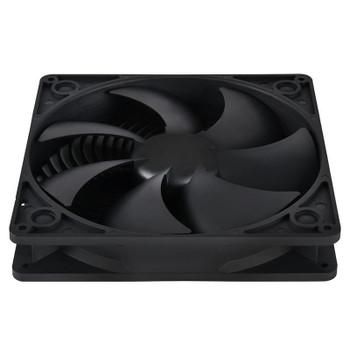 SilverStone AP183 180mm PWM Case Fan - Black Product Image 2