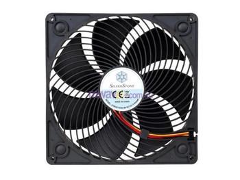 SilverStone SST- AP181 180mm Case Fan 700~1200rpm Product Image 2