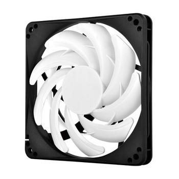 Image for SilverStone FN123 120mm Slim Case Fan - White AusPCMarket