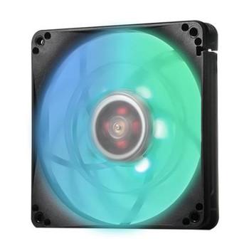 Image for SilverStone FW124 120mm ARGB PWM Slim Case Fan AusPCMarket