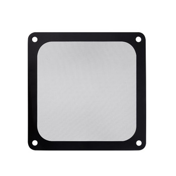 SilverStone 120mm Black Ultra Fine Magnetic Fan Filter - 3 Pack Product Image 2