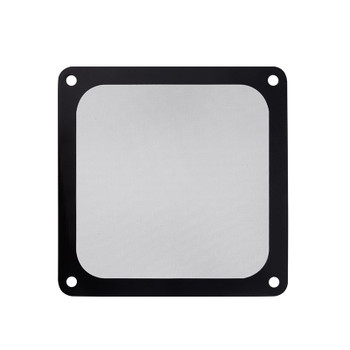 SilverStone 140mm Black Ultra Fine Magnetic Fan Filter - 3 Pack Product Image 2