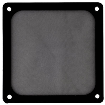 SilverStone SST-FF123B 120mm Magnetic Dust Filter - Black Product Image 2