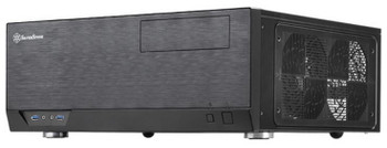 Image for SilverStone SST-GD09B HTPC Case AusPCMarket