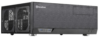 SilverStone SST-GD09B HTPC Case Product Image 2