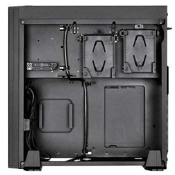 SilverStone Milo ML08B Mini ITX Case Product Image 2