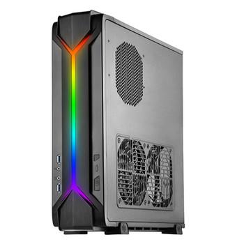 Image for SilverStone Raven RVZ03 ARGB Mini ITX Case - Black AusPCMarket