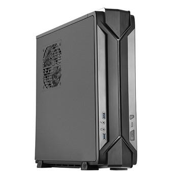 SilverStone Raven RVZ03 ARGB Mini ITX Case - Black Product Image 2