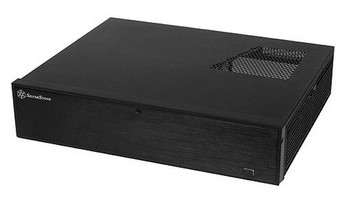Image for SilverStone ML04B Black Slim HTPC Case AusPCMarket