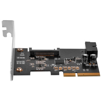 SilverStone ECU04E USB 3.1 Gen 2 PCI-E Card Product Image 2