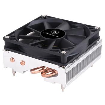 Image for SilverStone Argon AR11 Low Profile CPU Cooler AusPCMarket