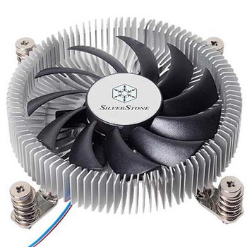 Image for SilverStone Nitrogon NT07-115X Low Profile CPU Cooler AusPCMarket