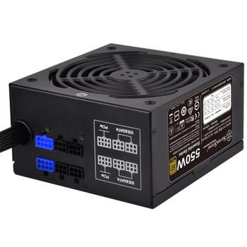 Image for SilverStone Essential ET550-HG V1.2 550W 80+ Gold Semi-Modular Power Supply AusPCMarket