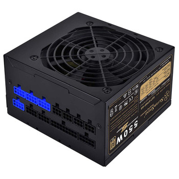 Image for SilverStone Strider Gold S ST55F-GS 550W 80+ Gold Fully Modular Power Supply AusPCMarket