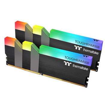 Image for Thermaltake TOUGHRAM RGB 64GB (2x 32GB) DDR4 3600MHz CL18 Memory - Black AusPCMarket