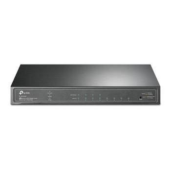 Image for TP-Link TL-SG2008P JetStream 8-Port Gigabit Smart Switch with 4-Port PoE+ AusPCMarket