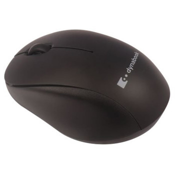 Toshiba dynabook T120 Wireless Bluetooth Optical Silent Mouse - Matte Black Product Image 2