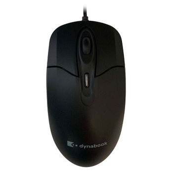 Image for Toshiba dynabook U60 Wired Full Size USB Optical Mouse - Matte Black AusPCMarket