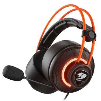 Image for Cougar Immersa Pro Prix 7.1 Virtual Surround Sound RGB USB Gaming Headset AusPCMarket