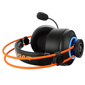 Cougar Immersa Pro Prix 7.1 Virtual Surround Sound RGB USB Gaming Headset Product Image 2