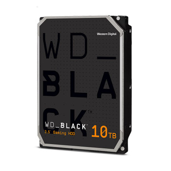 Image for Western Digital WD WD101FZBX 10TB Black 3.5in 7200RPM SATA3 Hard Drive AusPCMarket