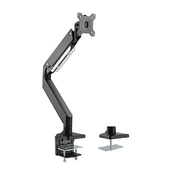 Image for Brateck Single Heavy-Duty Gas Spring Monitor Arm - 17in-35in AusPCMarket