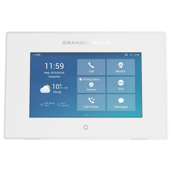 Image for Grandstream GSC3570 Intercom and Business/Facility Control Screen Station AusPCMarket
